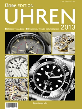 Produkt: Chronos Edition Uhren 2013 (digital)