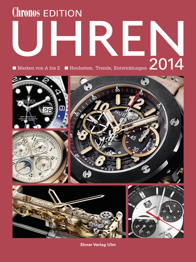 Produkt: Chronos Edition Uhren 2014 (digital)