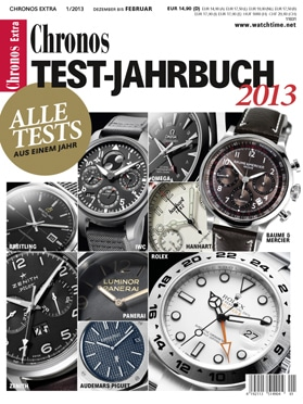 Produkt: Chronos Testjahrbuch Digital 2013