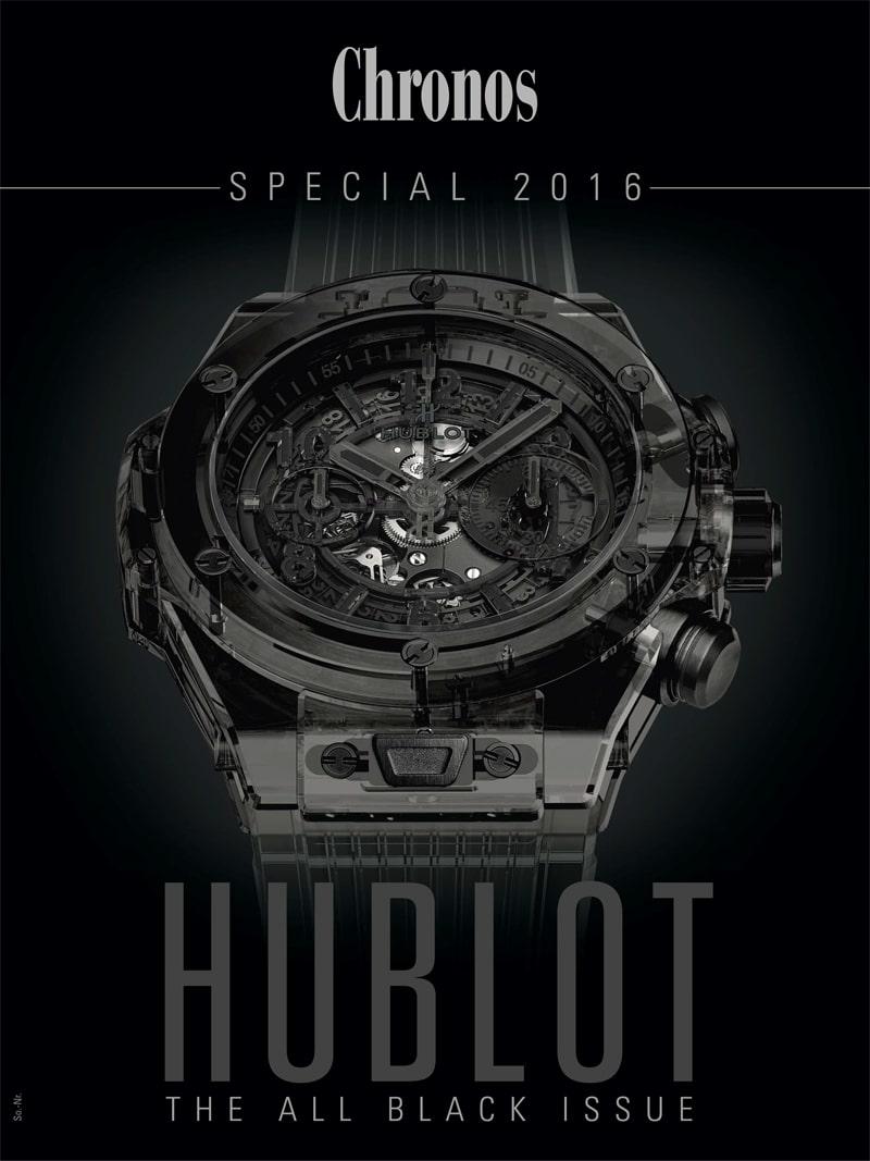 Produkt: Chronos Special Hublot Digital 2016