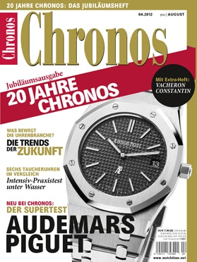 Produkt: Chronos Digital 4/2012