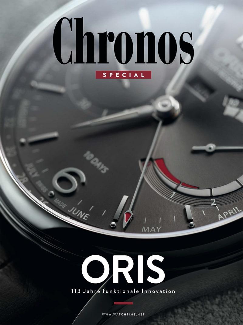 Produkt: Chronos Special Oris 2017