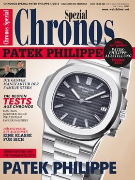 Produkt: Chronos Spezial Patek Philippe Digital 2013