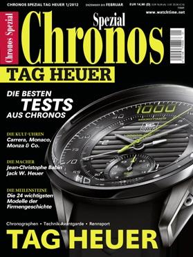 Produkt: Chronos Spezial TAG Heuer Digital 2012