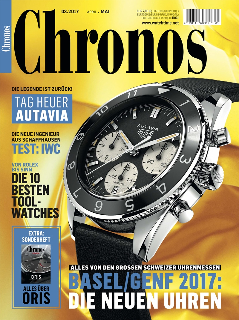 Produkt: Chronos Digital 03/2017