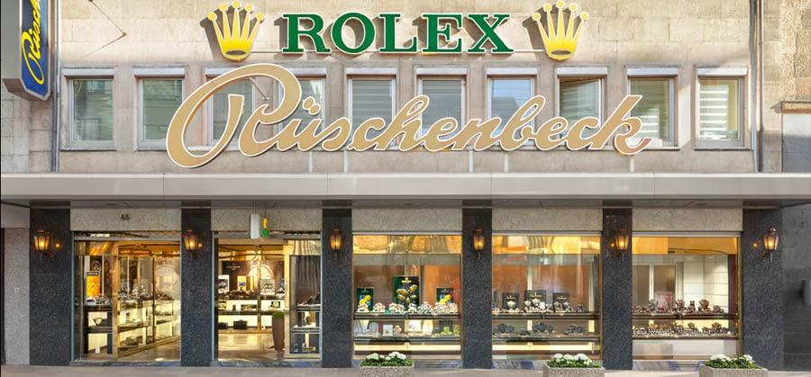 Juwelier Rüschenbeck: Stammhaus Dortmund