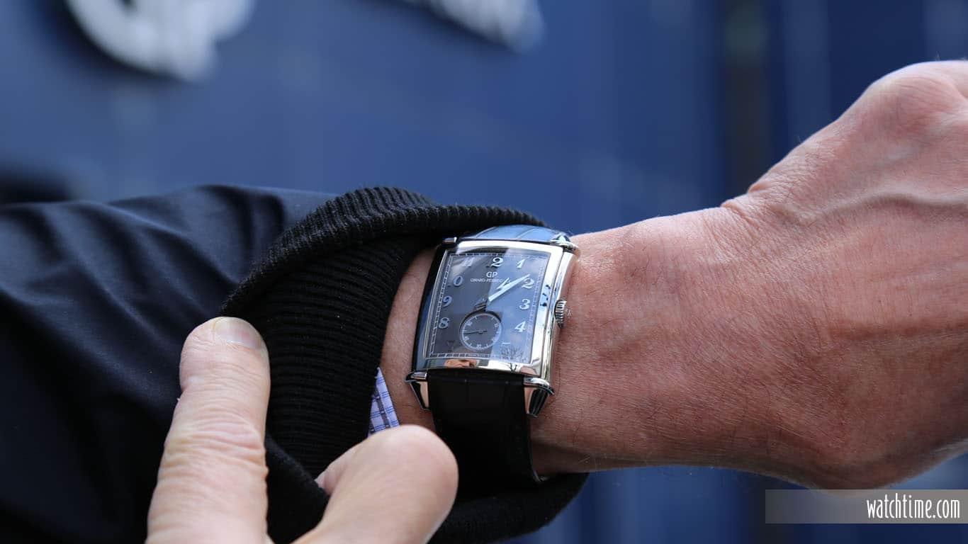 Chronos Uhrenreise Girard-Perregaux