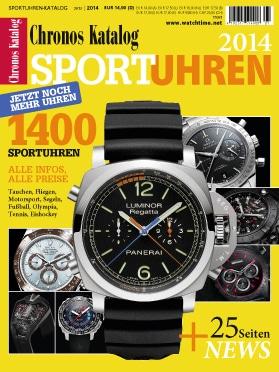 Produkt: Chronos Sportuhren Katalog 2013/14 (digital)