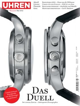 Produkt: Uhren-Magazin Digital 5/2012