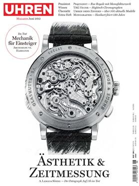 Produkt: Uhren-Magazin Digital 6/2012