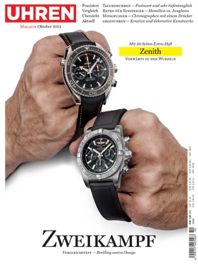Produkt: Uhren-Magazin Digital 10/2012