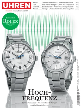 Produkt: Uhren-Magazin Digital 1/2013