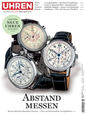 Produkt: Uhren-Magazin Digital 2/2013