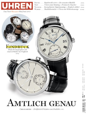 Produkt: Uhren-Magazin Digital 3/2013
