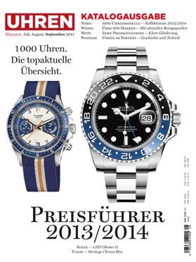 Produkt: UHREN-MAGAZIN 5/2013 Digital
