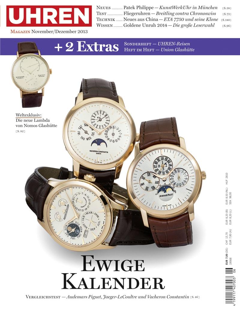 Produkt: Uhren-Magazin Digital 7/2013