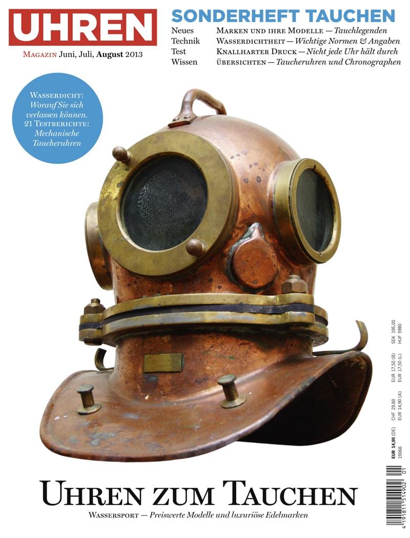 Produkt: UHREN-MAGAZIN Sonderheft Tauchen 2013 (digital)