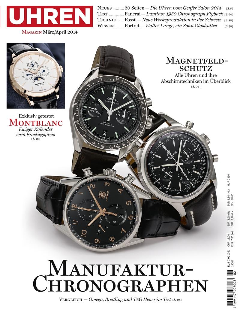 Produkt: Uhren-Magazin Digital 2/2014