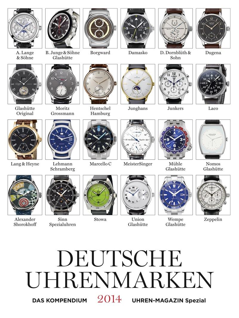 Produkt: UHREN-MAGAZIN Spezial Kompendium 2014 Digital