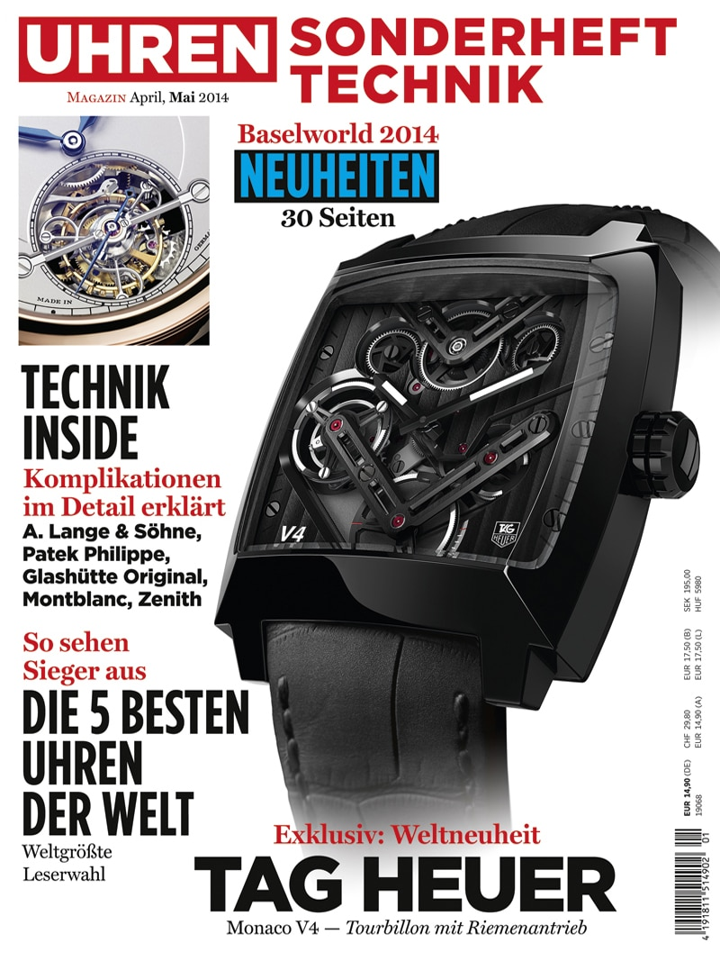 Produkt: UHREN-MAGAZIN Sonderheft Technik 2014 (digital)