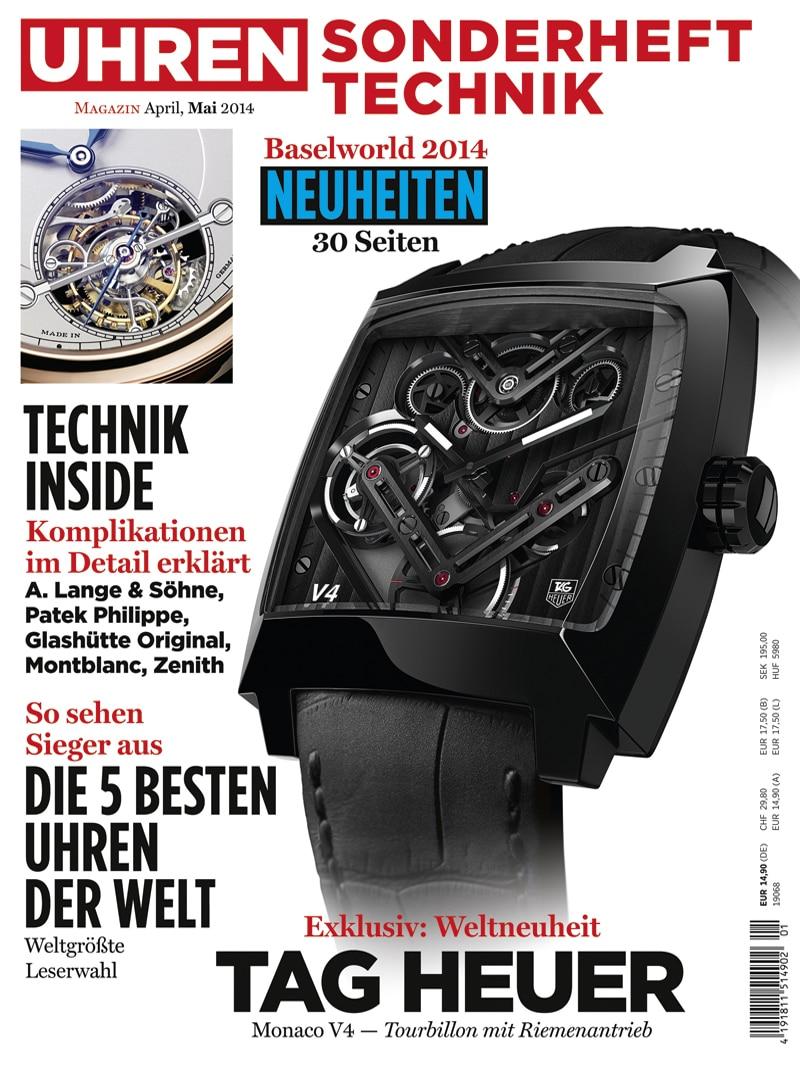 Produkt: UHREN-MAGAZIN Sonderheft Technik 2014 (digital)