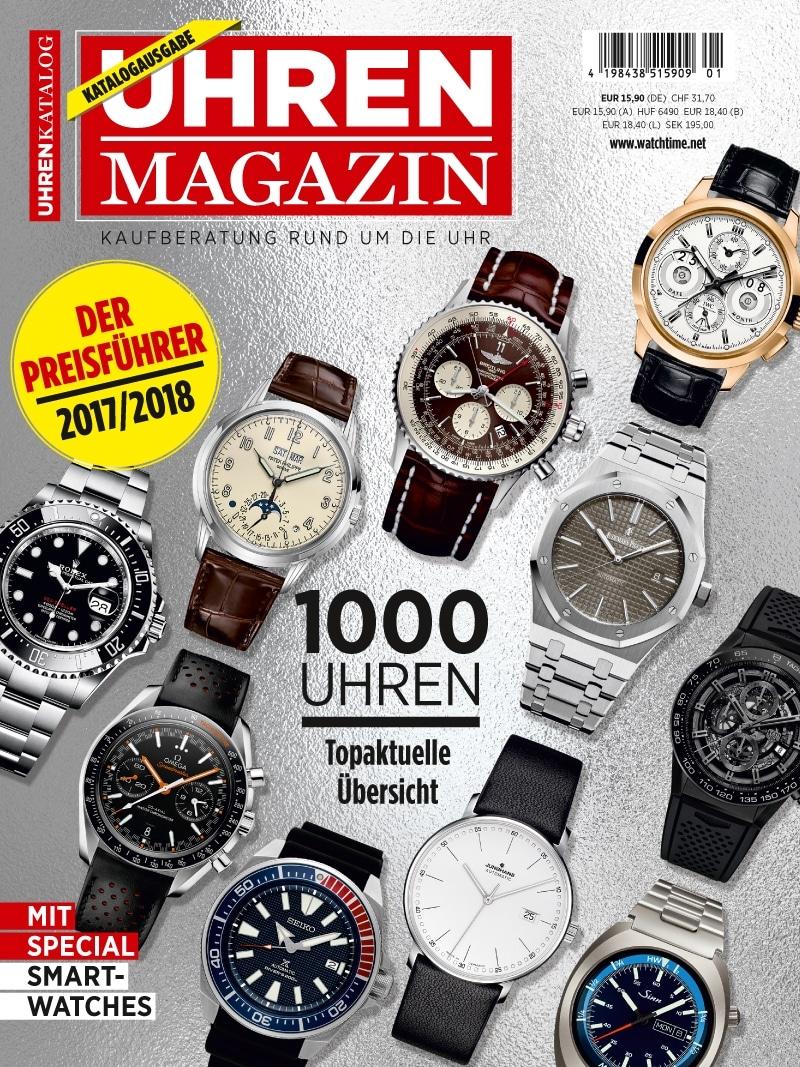 Produkt: UHREN-MAGAZIN Preisführer 2017/2018 (digital)