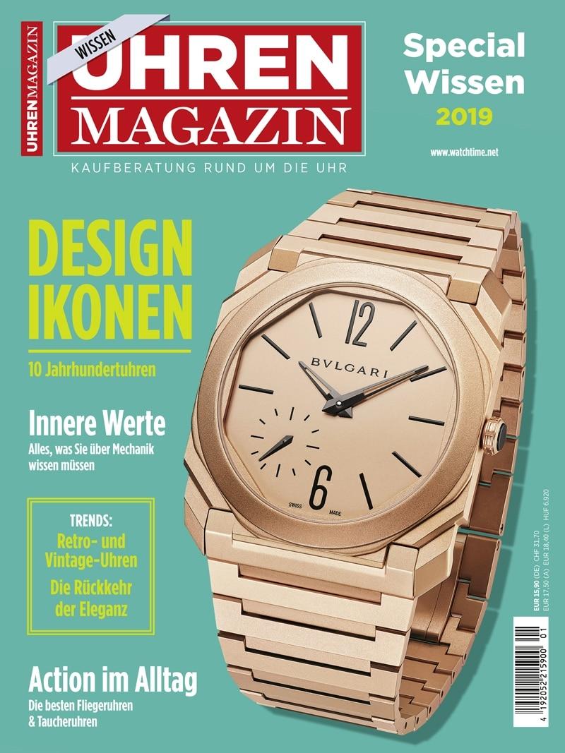 Produkt: UHREN-MAGAZIN Wissen Digital 2019