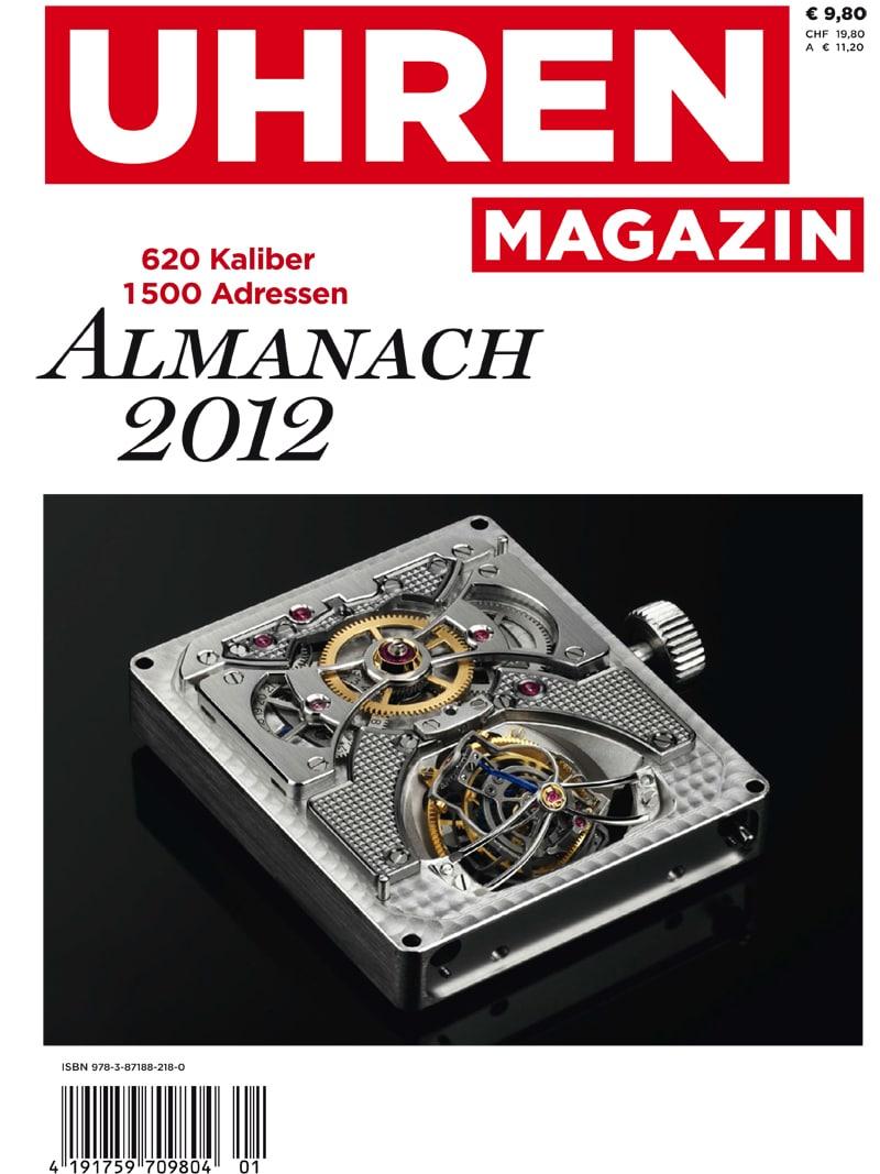 Produkt: Almanach 2012