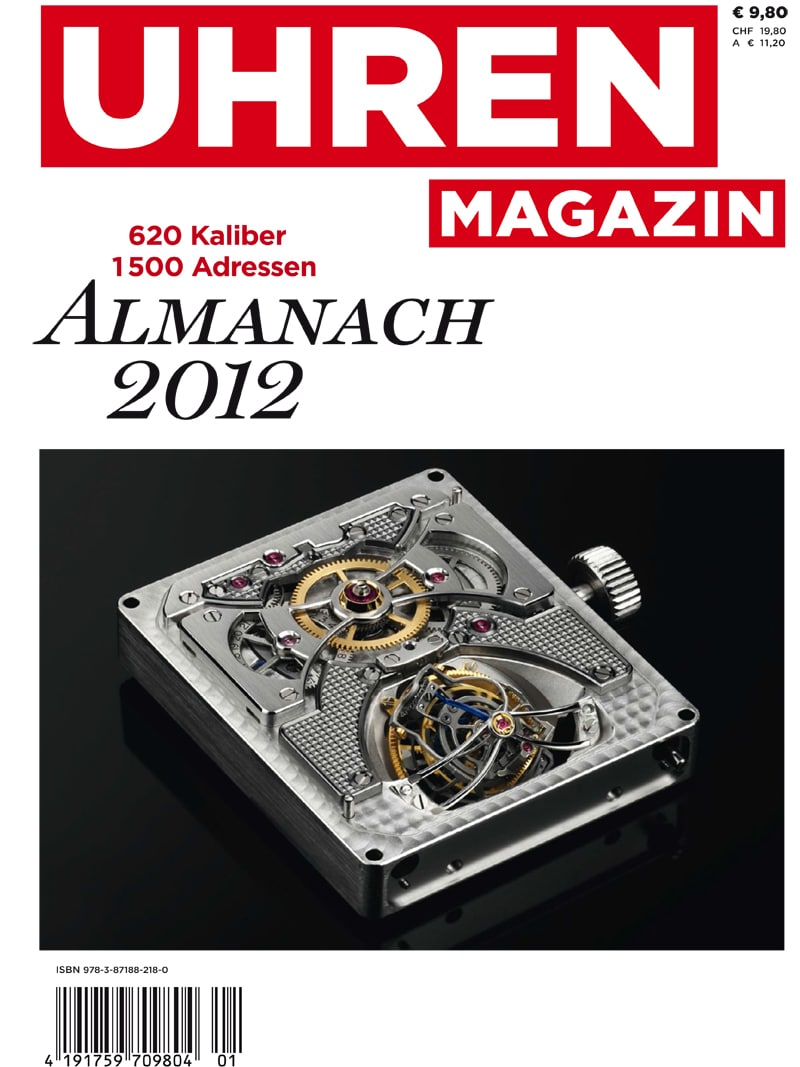 Produkt: Almanach 2012 Digital