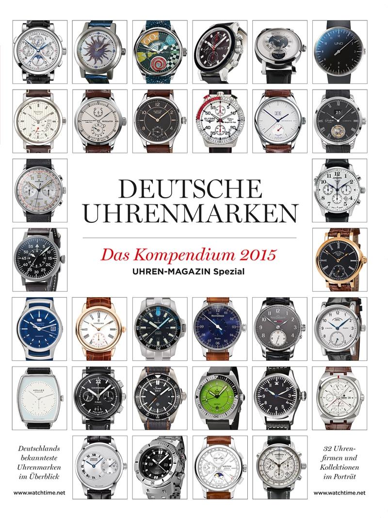 Produkt: UHREN-MAGAZIN Spezial Kompendium 2015 Digital