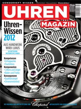 Produkt: UHREN-MAGAZIN Wissen Digital 2012