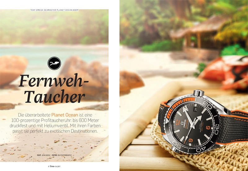Produkt: Download: Omega Seamaster Planet Ocean 600M im Test