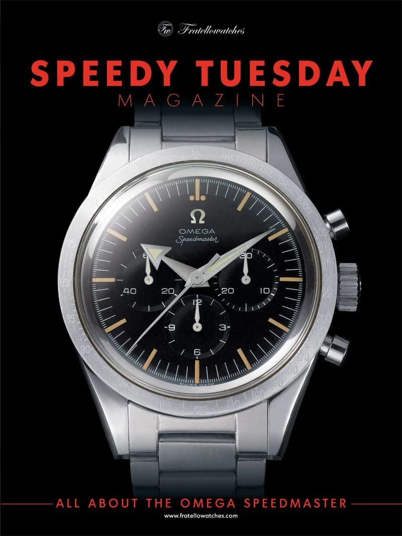 Produkt: Fratellowatches Speedy Tuesday Magazine