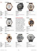 Produkt: Download Uhren-Marktübersicht: Große Komplikationen