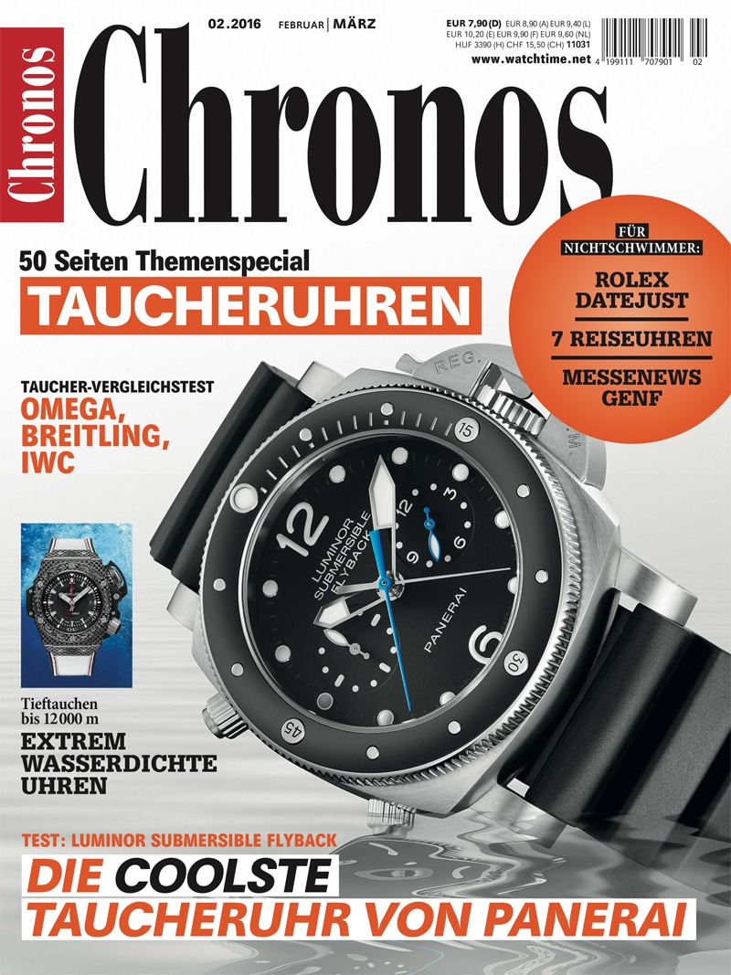 Produkt: Chronos Digital 02/2016