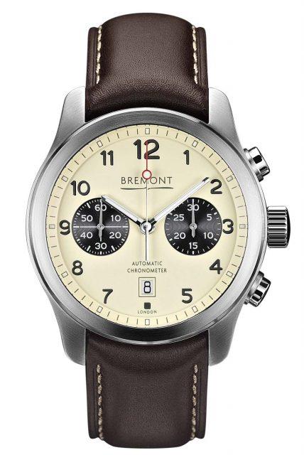 Die Bremont ALT1 C Automatic war eine der ersten Bremont-Uhren und ist bis heute ein Bestseller (5585 Euro).