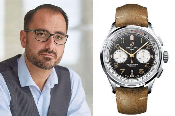 Alexander Krupp: Baselfavorit Breitling Premier Norton Edition