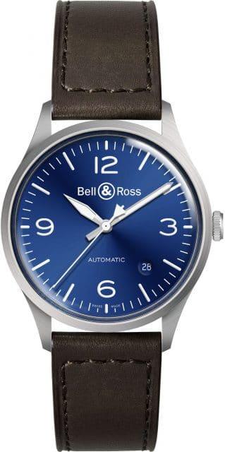 Bell & Ross: BRV1-92 Blue Vintage