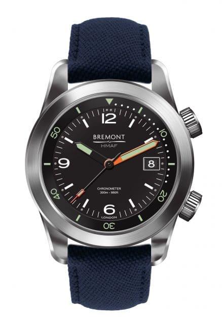 Neue Uhr der Royal Navy: Bremont Argonaut.