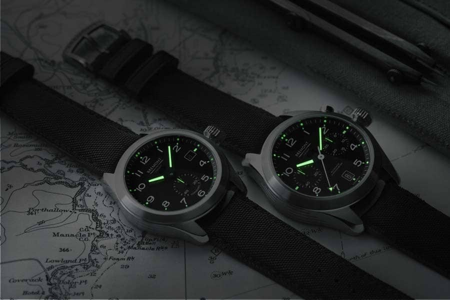 Bremont Armed Forces Collection Superluminova