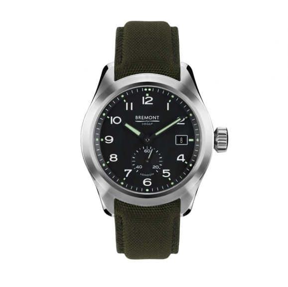 Der britischen Armee gewidmet: Bremonts Broadsword Chronometer.
