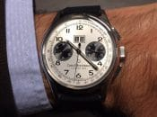 Carl F.  Bucherer Heritage Chrono BiCompax Annual Wristshot