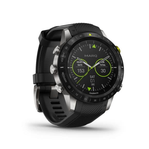Garmin: Marq Athlete