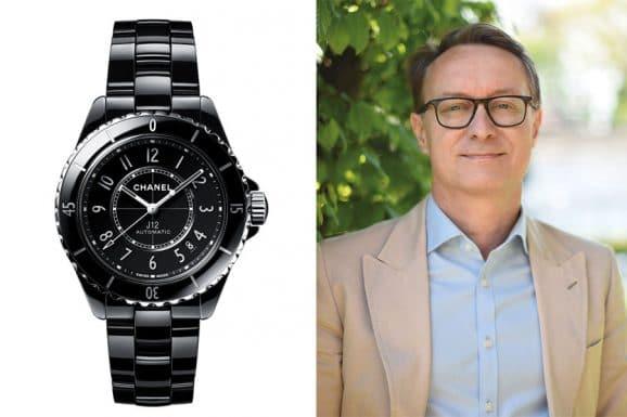 Holger Christmann: Baselfavorit Chanel J12 Automatic