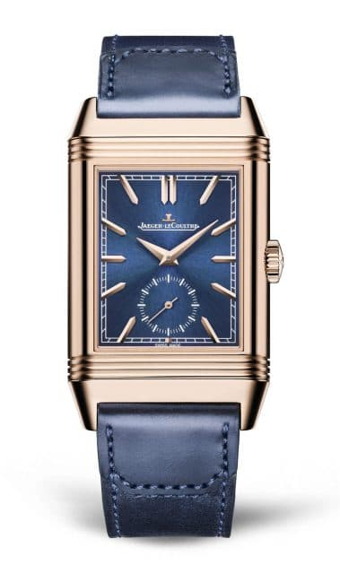 Jaeger-LeCoultre: Reverso Tribute Duoface Fagliano Limited