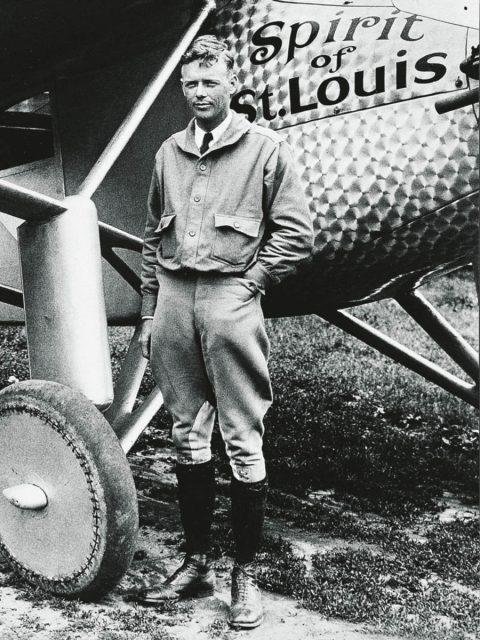 Longines: Charles Lindbergh