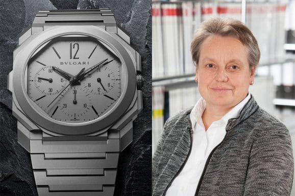 Martina Richter: Baselfavorit Bulgari Octo Finissimo Chronograph GMT Automatic