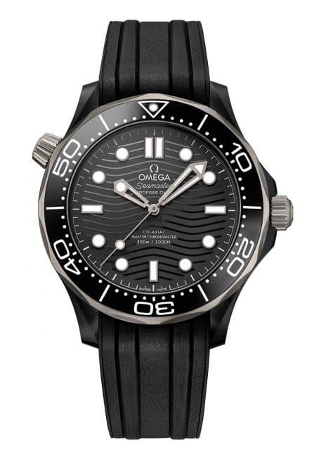 Omega Seamaster Diver 300m Keramik und Titan