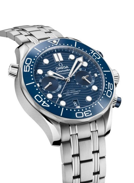 Omega: Seamaster Diver 300M Chronograph