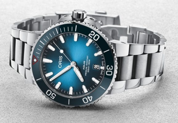 Oris: Clean Ocean Limited Edition